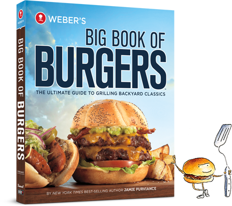 Burger Recipe Book